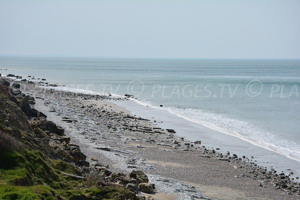 Plage à Octeville sur Mer - Aquacaux
