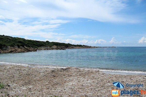 Anse d'Arbitru - Corse
