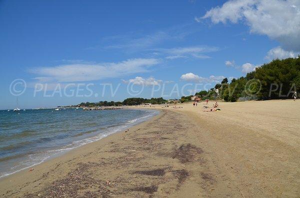 Spiaggia Argentiere a La Londe - Francia