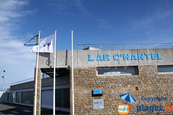 Centre nautique d'Argenton à Landunvez