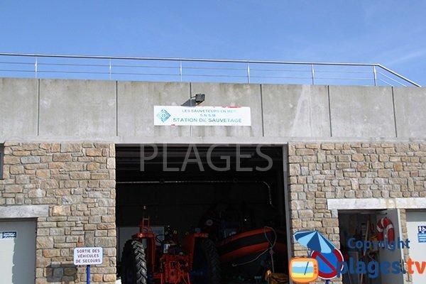Station de sauvetage en mer de Landunvez
