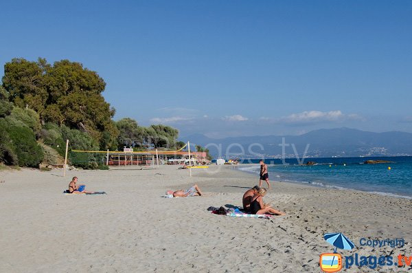 Photo of Ariadne beach in Ajaccio - Corsica
