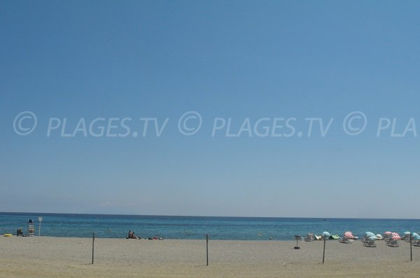 Spiaggia privata - Arinella - Bastia