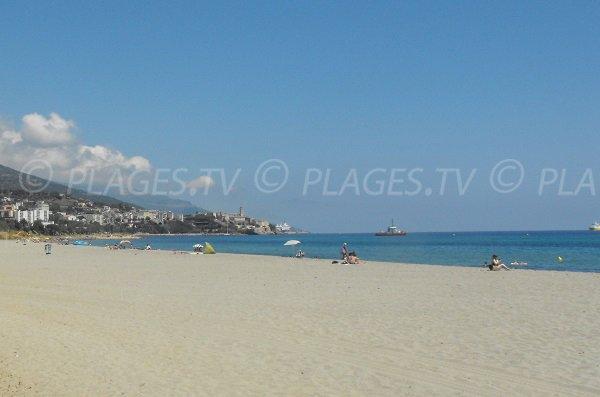 Spiaggia Arinella a Bastia - Corsica
