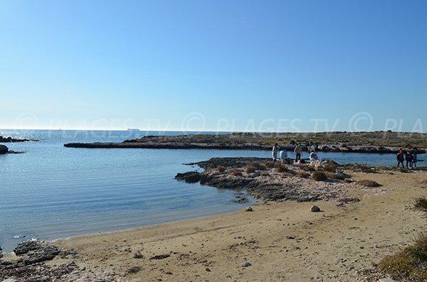 Spiaggia Arnette Carro - Martigues