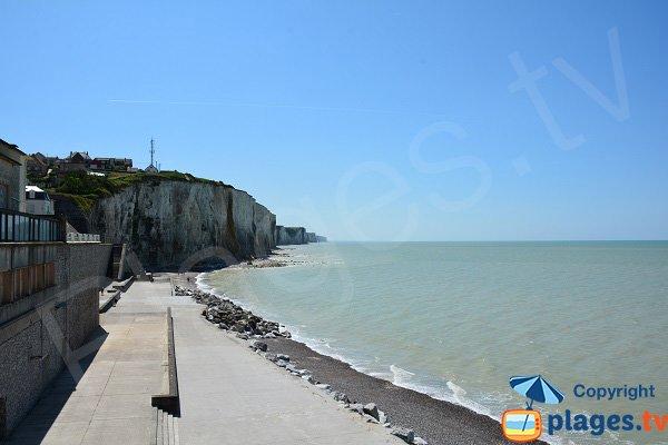 Photo de la plage d'Ault