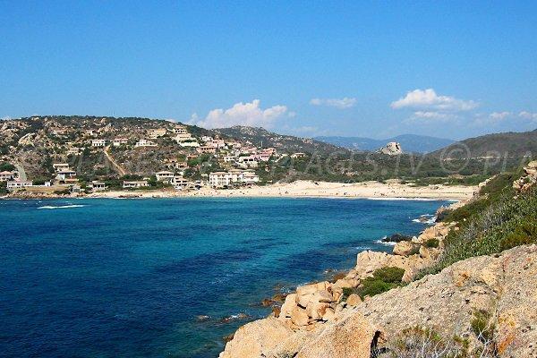 Beach of Tizzano - Corsica