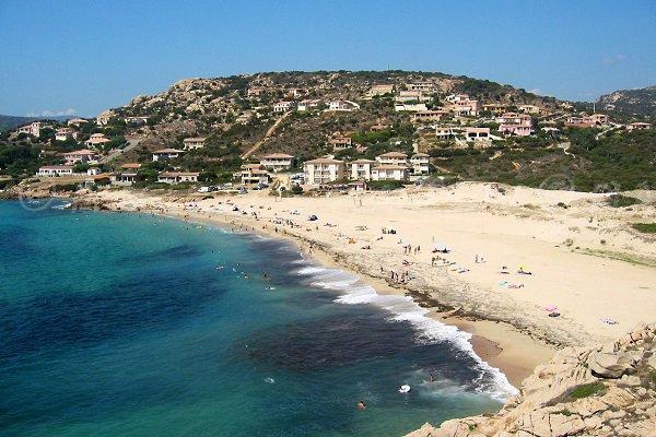 Photo of Tizzano beach - Sartène