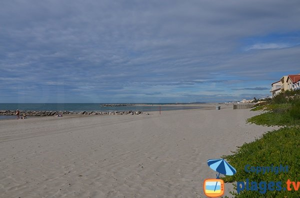 Photo de la plage Avranche à Carnon