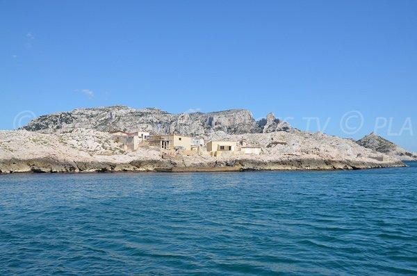 Cap Croisette in Marseille