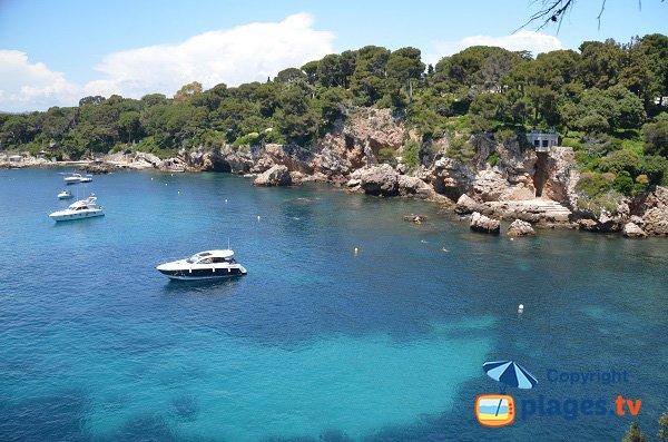 Baia dei Miliardari del Cap d'Antibes
