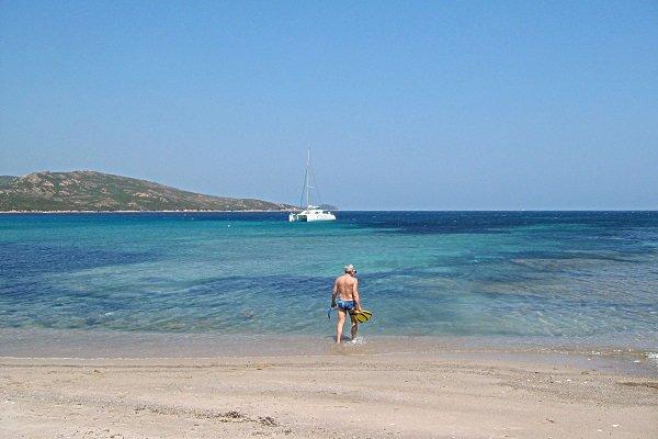 Photo de la plage de Balistra - Bonifacio