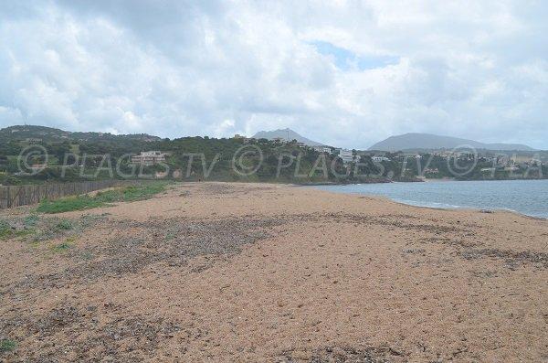 Baracci beach near Propriano
