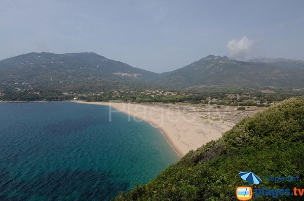 Photo of Baracci beach - Corsica - Olmeto