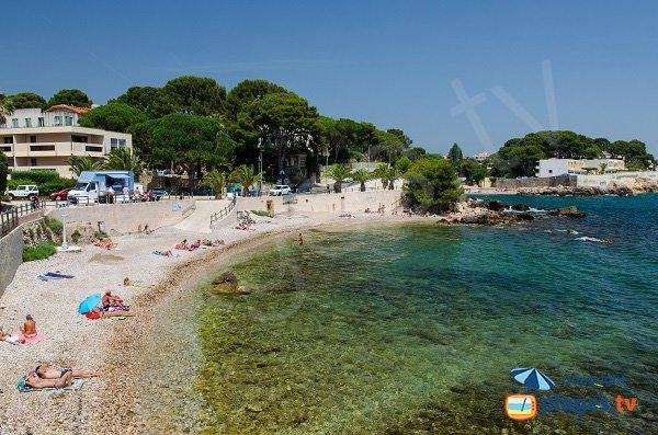 Spiagge di Barry e Eden Roc - Bandol