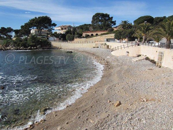 Spiaggia di Barry a Bandol