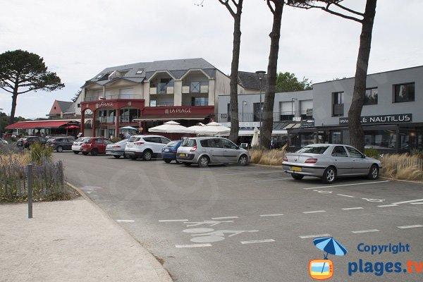 Restaurants autour de la plage du Bas Pouldu - Guidel