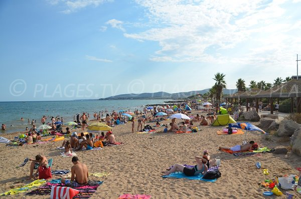 Photo of Handiplage in Frejus