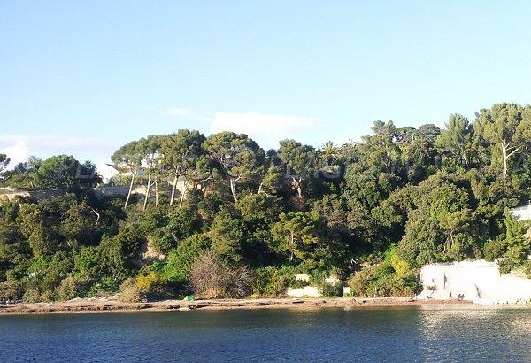 Criques de la Batterie Basse à Toulon