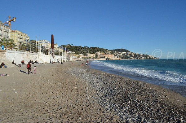 Spiaggia Beau Rivage in Nice