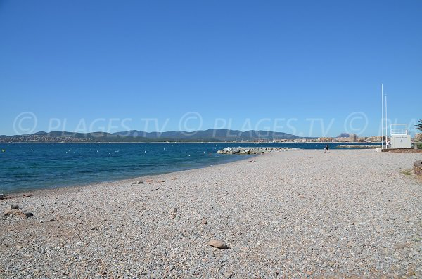 Postazione di soccorso sulla spiaggia di Beau Rivage - Saint Raphael