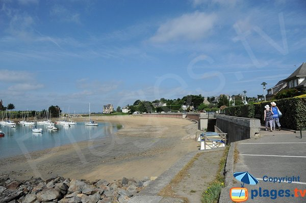 Anse de Bechay - Saint-Briac - Bretagne