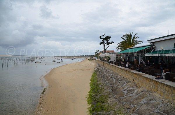 Plage de Bélisaire au Cap Ferret