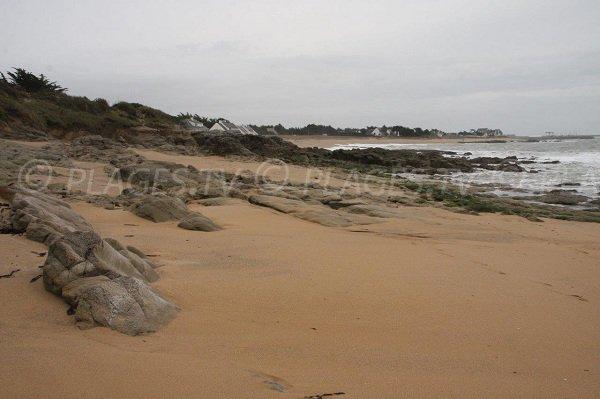 Spiaggia di Belmont - La Turballe