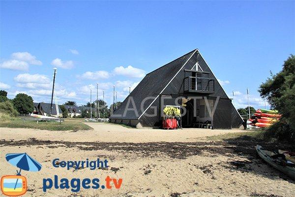 Centre de vacances sur l'ile d'Arz