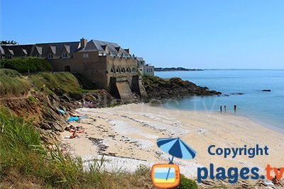 Plage à Billiers - Morbihan