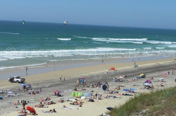 Spiaggia di Biscarrosse Nord