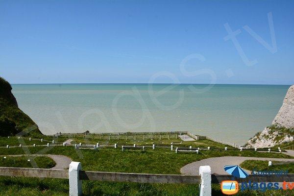 Photo de la plage du Bois de Cise à Ault