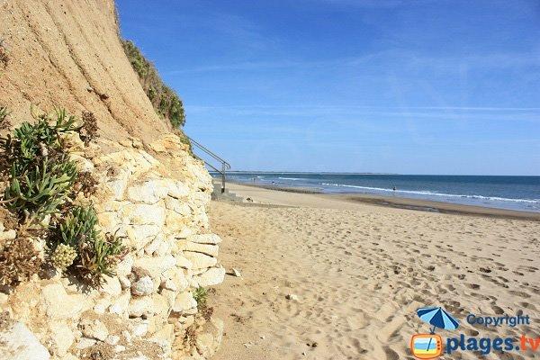 Beach in Jard sur Mer - Boisvinet