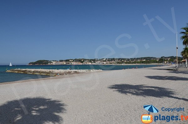Photo de la plage de Bonnegrace de Six Fours les Plages