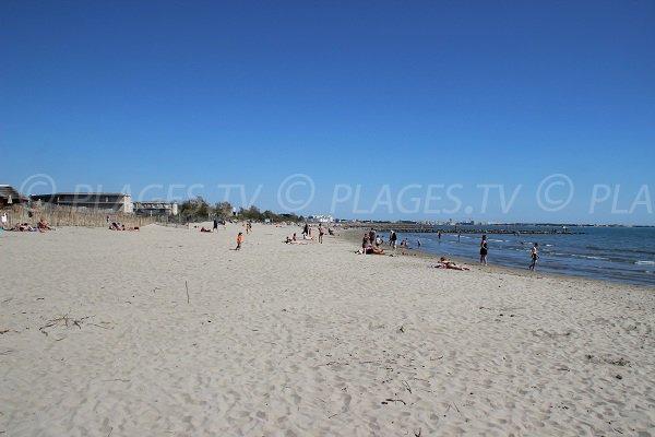 Spiaggia del Boucanet - Grau du Roi - CHU