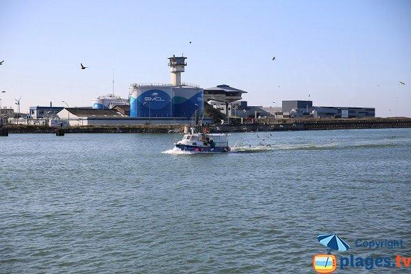Stockage gasoil Boulogne sur Mer