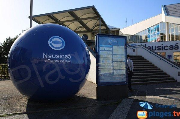 Entrée de Nausicaa