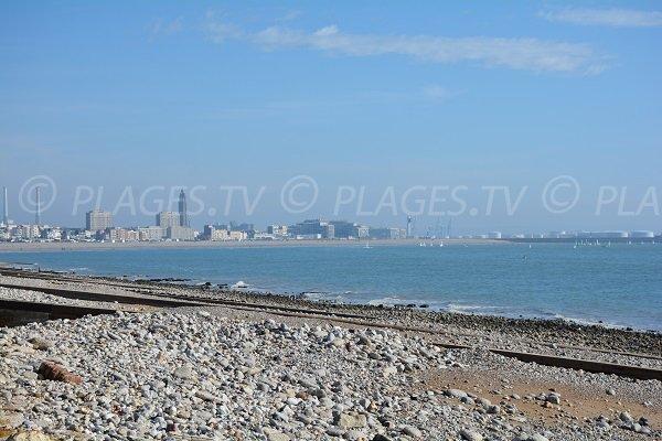 Le Havre depuis Ste Adresse