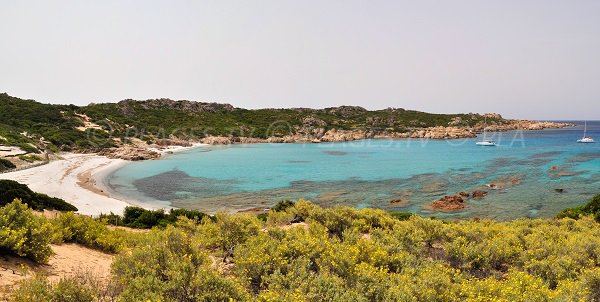 Argent beach in Sartène - Corsica