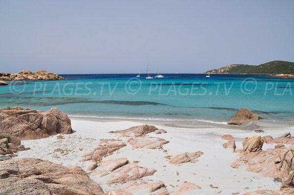Gulf of Murtoli in Sartène - Corsica