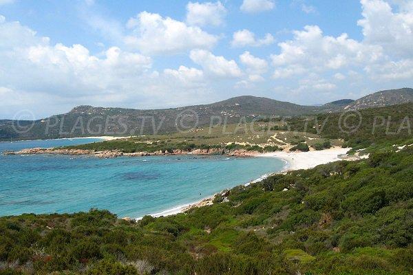 Argent and Tradicetta beaches in Sartène - Corsica