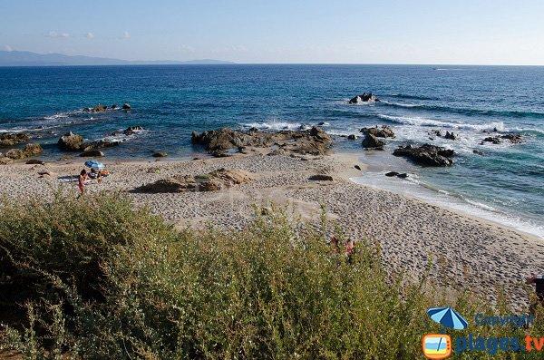 Spiaggia Cala di Sole - Ajaccio