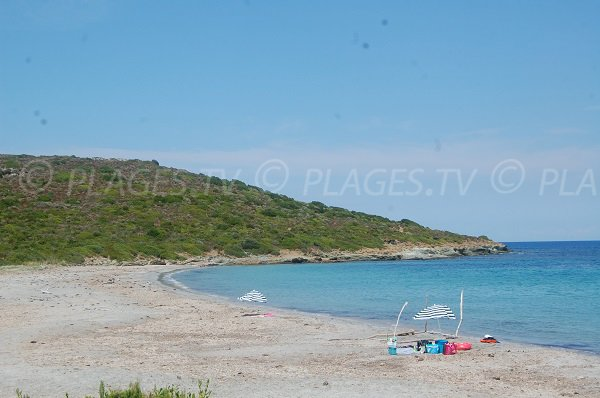 Cala Francese Cap Corse