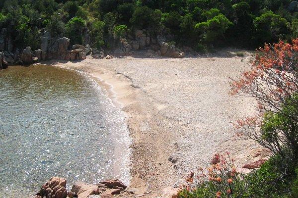 Spiaggia di Marescu a Bonifacio