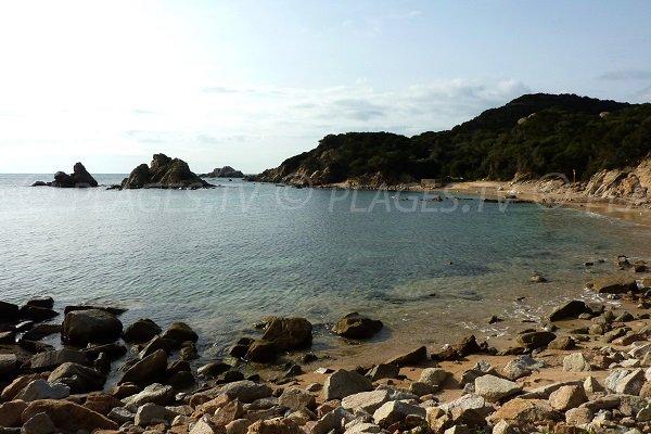 Isolotto Cala Sciumara - Corsica
