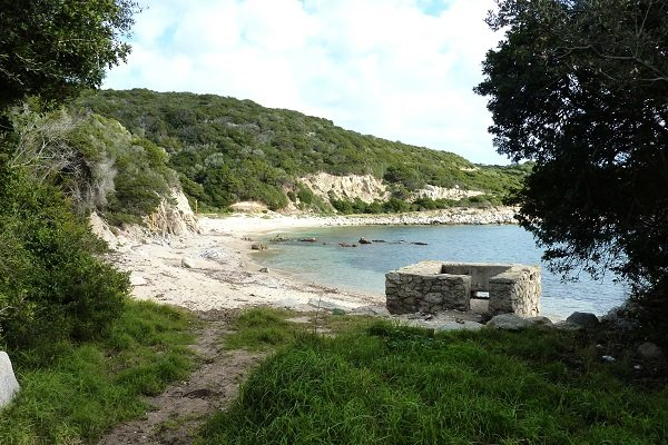 Foto Cala di Sciumara a Bonifacio - Corsica