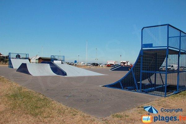 skate park - Calais