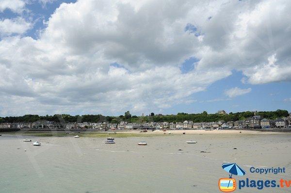Photo de la plage de Cancale