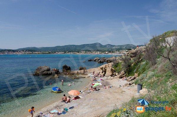 Criques du cap n gre six fours les plages 83 var paca - Office du tourisme six fours les plages 83140 ...