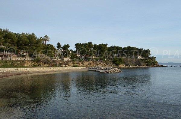 Calanque del Cap Rousset - Francia